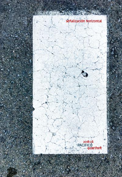 PACIFICOquartheft 26: señalización horizontal