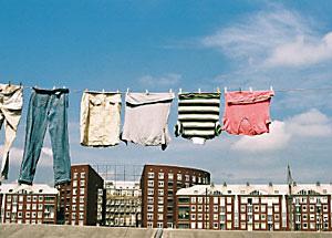 2008: Wäsche