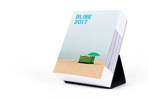 AUSVERKAUFT! /// /// BLINK 2017: Der Foto-Abreiß-Kalender