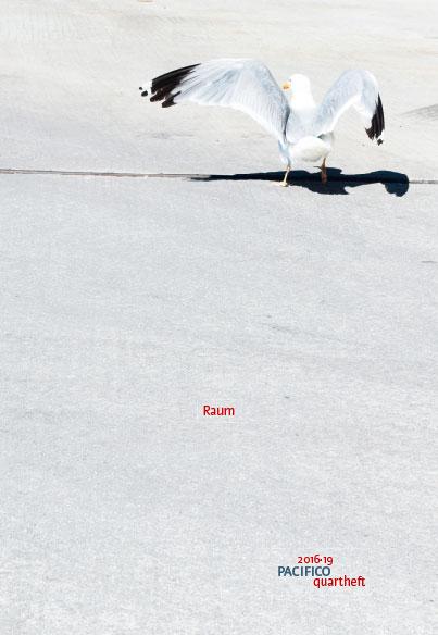 AUSVERKAUFT!  /// /// /// PACIFICOquartheft 19: Raum
