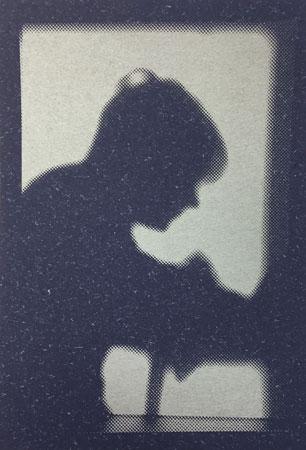Schatten in Silber