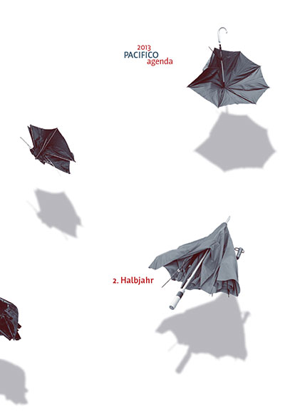 AUSVERKAUFT! /// /// PACIFICIOagenda Kalendarium 2013 (2. ..