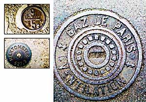 2004: Gaz de Paris (rund)