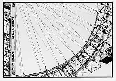 Reisebilder 03: Riesenrad.