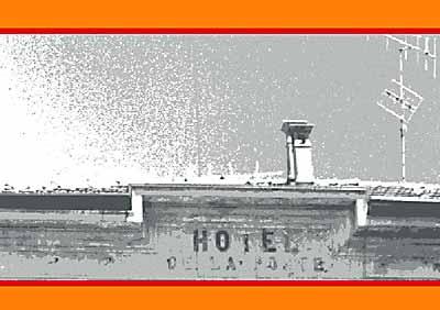 2003: Hotel de la Porte