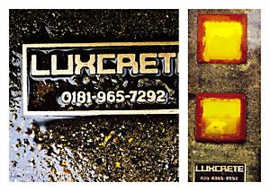 2005: Luxcrete