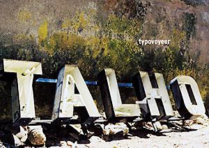 2005: Talho
