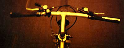 Notiz-Streifen Rad (10 Stk)