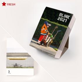 BLINK 2021: Der Foto-Abreiß-Kalender