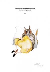 AUSVERKAUFT!  /// /// /// PACIFICOquartheft 20: Berühmte Vögel